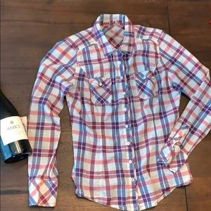 Guess long sleeved button up
